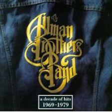 ALLMAN BRÜDER Band - Decade Of Hits Neue CD