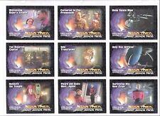 1993 Star Trek Deep Space Nine - Complete Set 52 cards