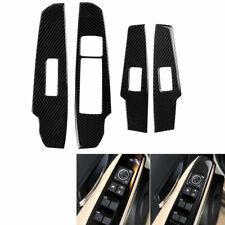 B Mode Carbon Fiber Lift Panel Sticker Decals For Lexus IS250 NX200 300H 2013-17