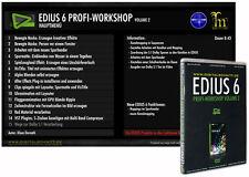 Grass Valley EDIUS 6 Profi Workshop DVD Volume 2 aprendizaje por
