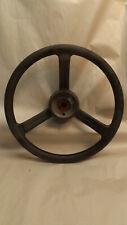 OEM John Deere Steering Wheel 250C,250D,300C,300D350D,370E,400D,410E,460E,B25C