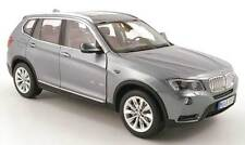 BMW X3 F25 silverblue 1:18 Paragon