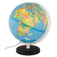 Columbus Voyage Globe for Kids with Illustrations - 10 Inch Diameter
