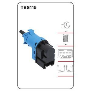 Tridon Brake Light switch TBS115 fits Mazda 3 2.0 (BK), 2.0 (BL), 2.0 MZR (BL...