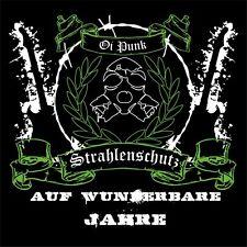 Strahlenschutz - Auf wunderbare Jahre (CD) Neu lim.500 Stk. Oi Punk Biertoifel