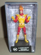 FIRESTORM The Nuclear Man superheroes  DC Collectors Model figure 1:32 Grijalbo