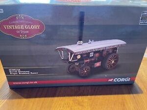 Corgi Vintage Glory Of Steam Burrell Showmans Dragon,brookland Racers ,
