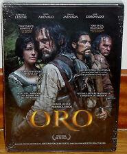 ORO DVD NUEVO PRECINTADO CINE ESPAÑOL AVENTURAS HISTORICO DRAMA (SIN ABRIR) R2