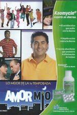 Lo Mejor De La 1a Temporada Amor Mío (2008) Raul Araiza & Vanessa Guzman DVD