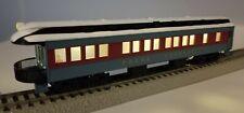 Lionel Ho Scale Polar Express Lighted Observation Passenger Car 871811010-O
