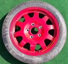 Factory Porsche 911 Spare Wheel Tire OEM 996 986 Boxster Mini Rim 99636213001