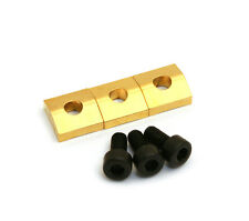 Gold String Blocks/Screws for Schaller Floyd Rose® Locking Nut BP-0116-002