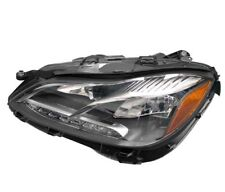 For Benz W212 E-Class Driver Left Static LED Headlight Assembly Hella 011066651