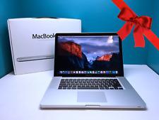 "MacBook Pro 15"" Pre-Retina / 3 YEAR WARRANTY / Core i7 2.3G / 16GB / 1TB / i2016"