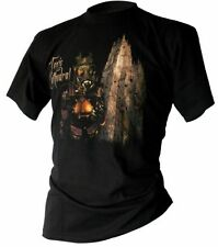 Theothers señora/señores unisex t-shirt Toxic Cathedral tamaño: XXL