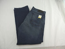 Kenneth Cole Men's Straight Stretch Jeans Light Wash US Size 40x30 NWT