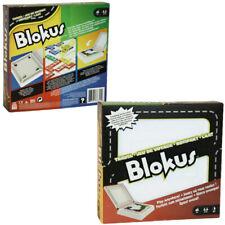 Blokus Brettspiel Gesellschaft Partyspiel Strategiespiel kompakt Reise spiel
