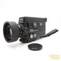 Canon Auto Zoom 512XL Electronic Super 8 Cine Camera - Fully Working #S8-3000