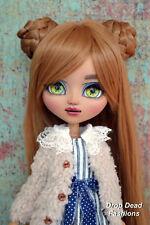 Custom Pullip Doll - Mocha MIO - Reid - OOAK  by Drop Dead Fashions