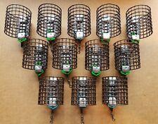 12off Std Cage Barbel Pack(4off x 6oz,5oz,4oz) Handmade Heavy Feeder R Trent