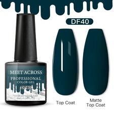 Meet Across Christmas Uv Gel Nail Polish Soak Off Manicure Gel 6ml Green 40 Diy