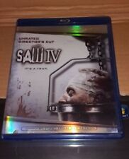 Saw IV (Blu-ray Disc, 2008, Widescreen - Unrated Director's Cut)