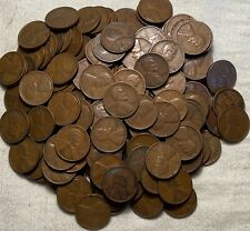 1950 P D /& S Lincoln Cent-Lot of 3-Great Condition//Full Wheat Lines Free S//H