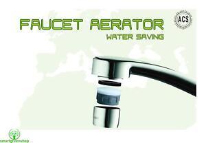 EcoSavers Water Saving Faucet Aerator M24 & M22