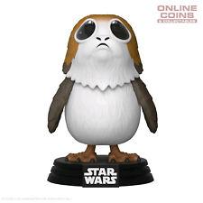 Star Wars Episode VIII - Sad Porg Pop! Vinyl Figure FUNKO - BNIB!