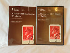 Great Courses HISTORY OF HITLER'S EMPIRE 2nd edition Teaching Company DVD/book