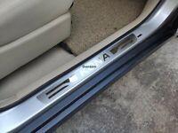 Per Hyundai Kona Auto Accessori Car Pedali e Pedane Sottoporta Battitacco Soglia