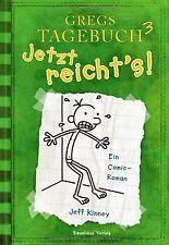 Gregs Tagebuch 3: Jetzt reicht's! von Kinney,  Jeff | Buch | Zustand gut
