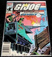 G.I Joe 50 (5.5) 1st Print 1982 Series Marvel Comics