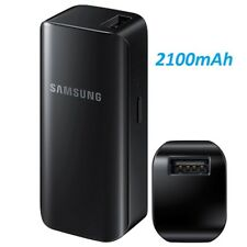 Original SAMSUNG Universal Battery Pack mini for Galaxy, iPhone, HTC 2100mAh