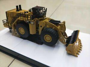 DM 1:125 CAT 994K Wheel Loader Alloy Engineering Truck Forklift 85535 Model