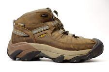 Keen Womens Targhee II Mid Leather Waterproof Athletic Hiking Boots Size 7