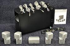 Bose Acoustimass 10 série IV (4), 5.1 Système Avec LFE, horizontale Center, série