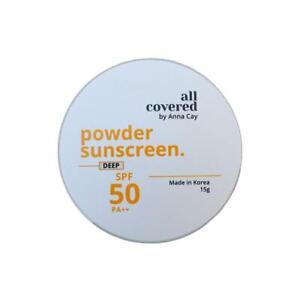 Powder Sunscreen - Deep