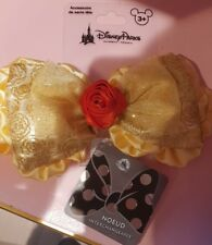 NOEUD / Node INTERCHANGEABLE CLIP SYB BELLE / Beauty Disneyland Paris