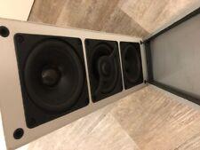 Canton Karat CM 4 Lautsprecher Center Box 140 Watt,weiß