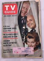 1963 TV Guide June 22  Candid Camera children; Rosemary Prinz; Jack Ging