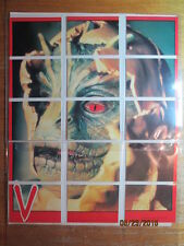 """FLEER 1984 """" V """" ( THE SERIES ) - STICKERS - PUZZLE VARIATIONS - PICK ONE"""