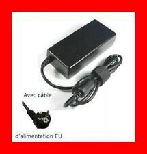★ CHARGEUR SECTEUR PC Pour Toshiba A000001210 PA3516C-1AC3 PA3516E-1AC3