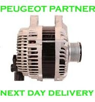 PEUGEOT PARTNER 1.3 HDI 2006 2007 2008 2009 2010 2011 > on RMFD ALTERNATOR 180A