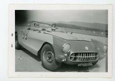 Corvette CL BP Winner Overall  SCCA Cumberland Cup Vintage racing  car photo