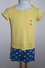 Gymboree Sea Splash Girls Size 7 Basic Top  Beach NWT NEW Flip Flops Shorts Knit