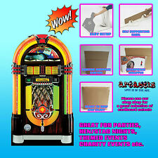 WURLITZER VINTAGE JUKE-BOX LifeSize cartone ritaglio SC28