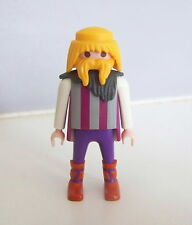 PLAYMOBIL (M317) VIKINGS - Viking Homme Adulte Nommé Leif Campement 3157