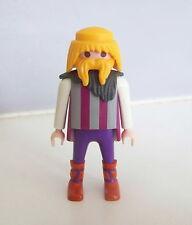 PLAYMOBIL (M317) VIKINGS - Viking Homme Adulte Nommé Leif Campement 3157
