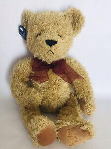 Applause Teddy Bear 100th Anniversary Brown Bear 18 inch  Plush Toy